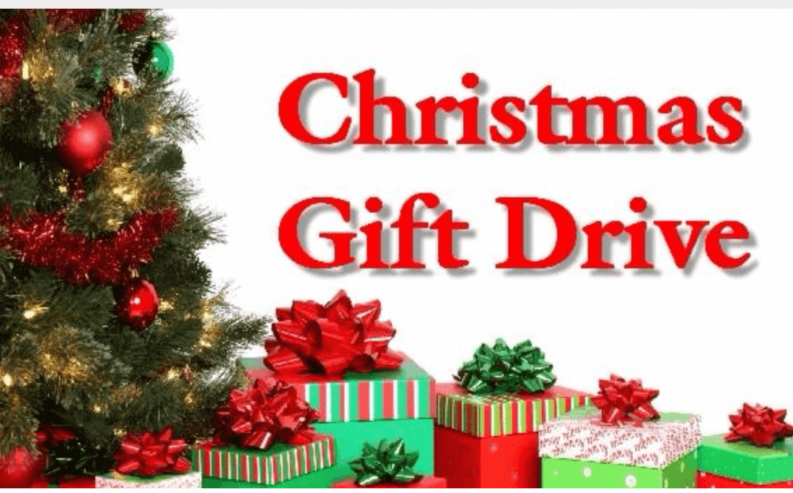 Image result for christmas gift drive