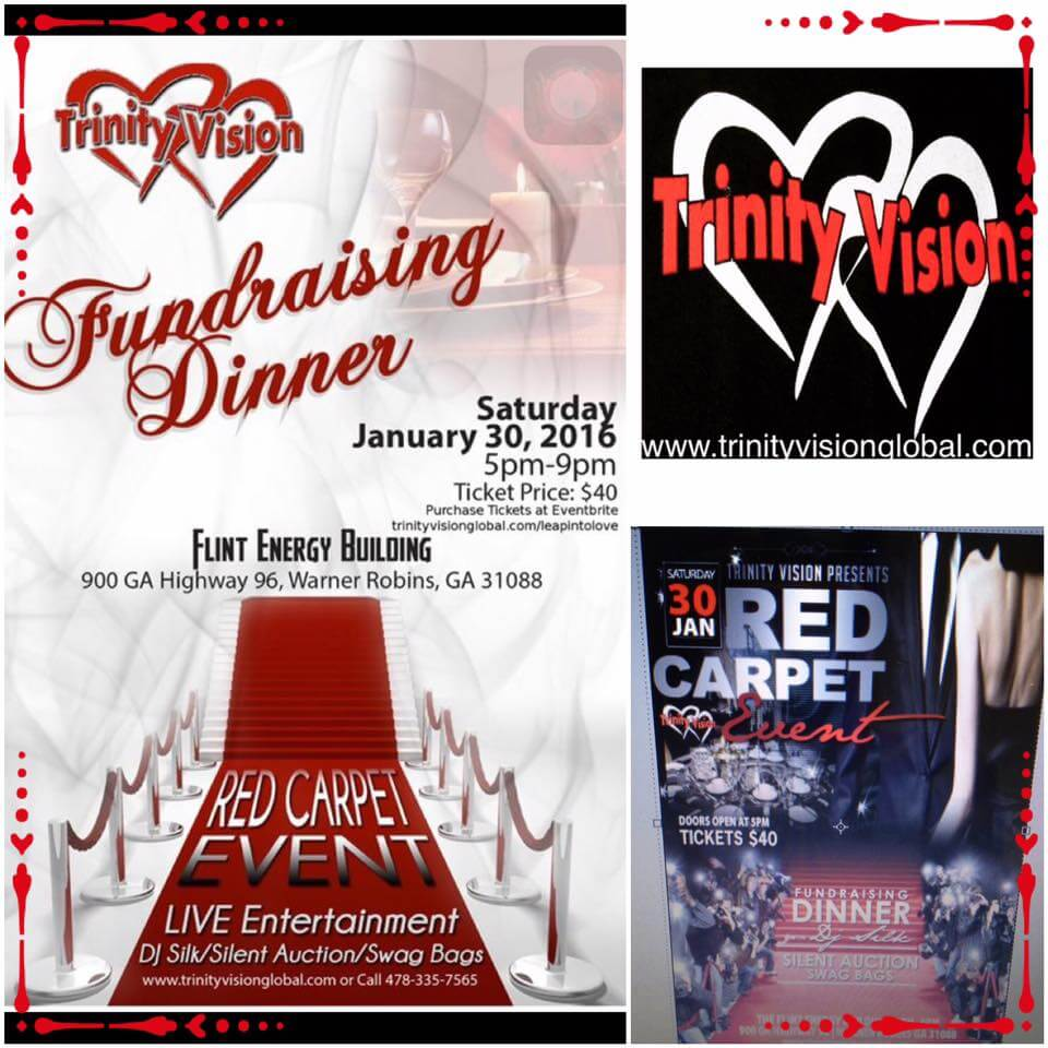 Breaking News: Leap into Love Fundraising Dinner