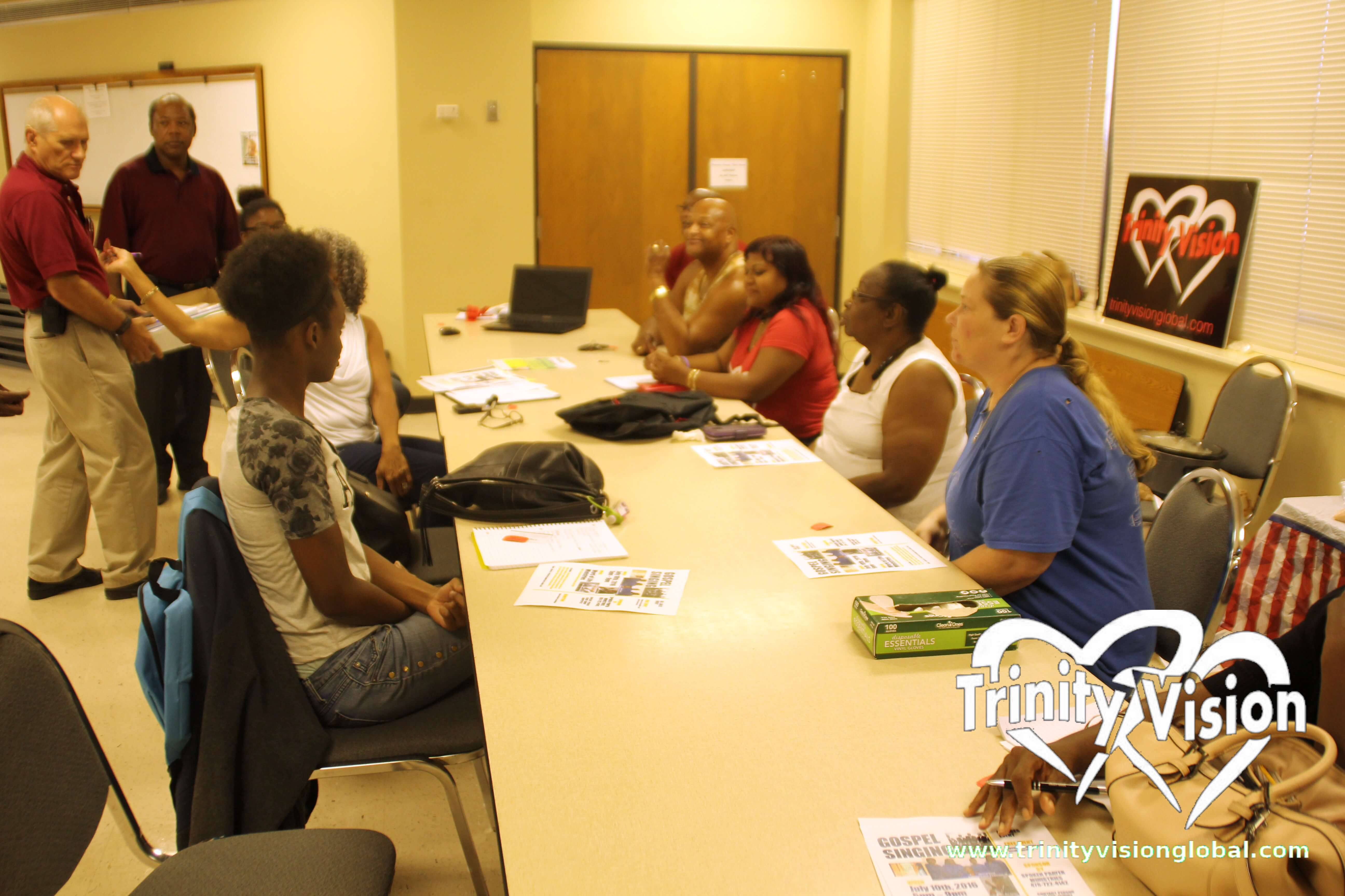 Monthly Meeting -- July 2016
