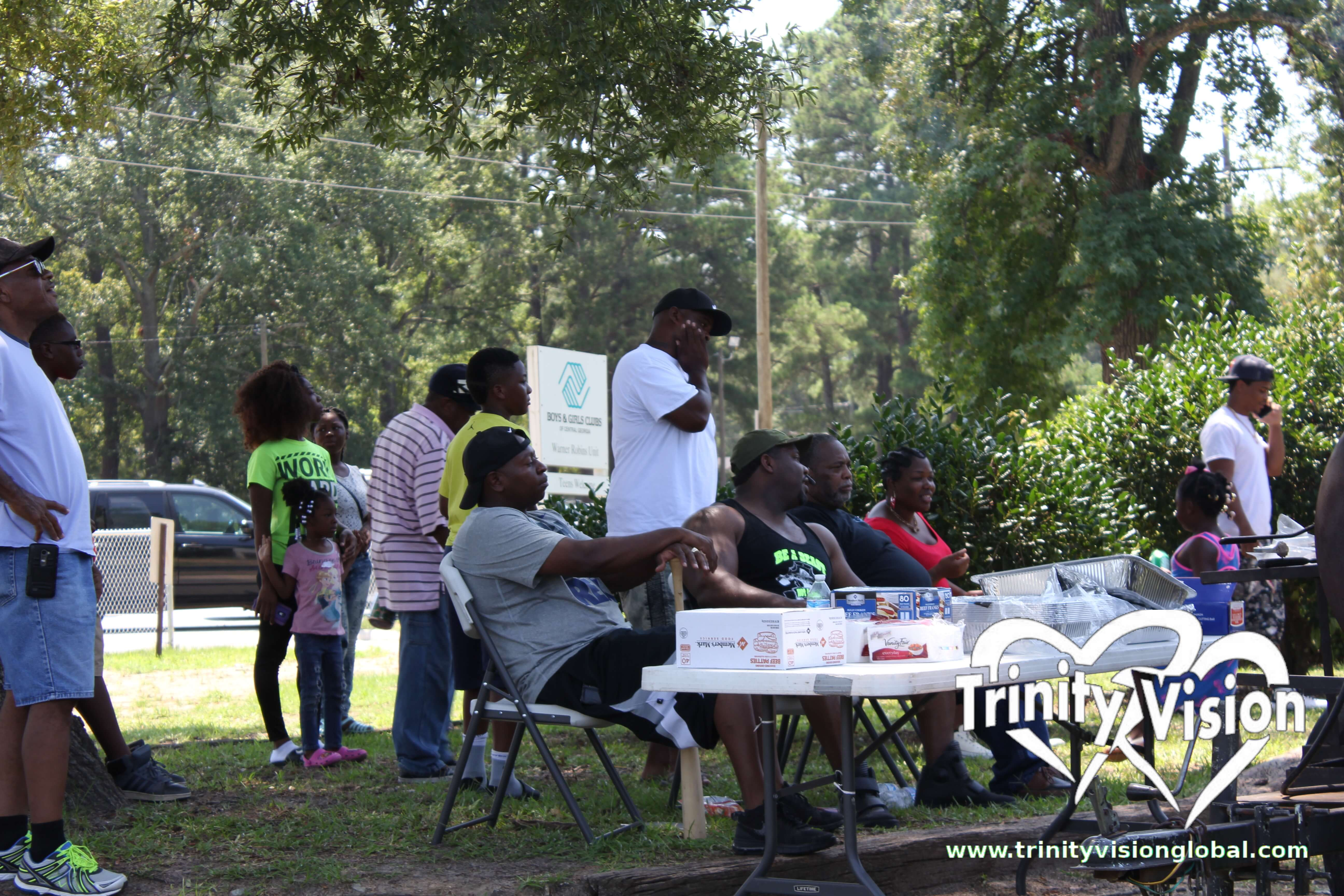 Sewell Circle Back to School Bash