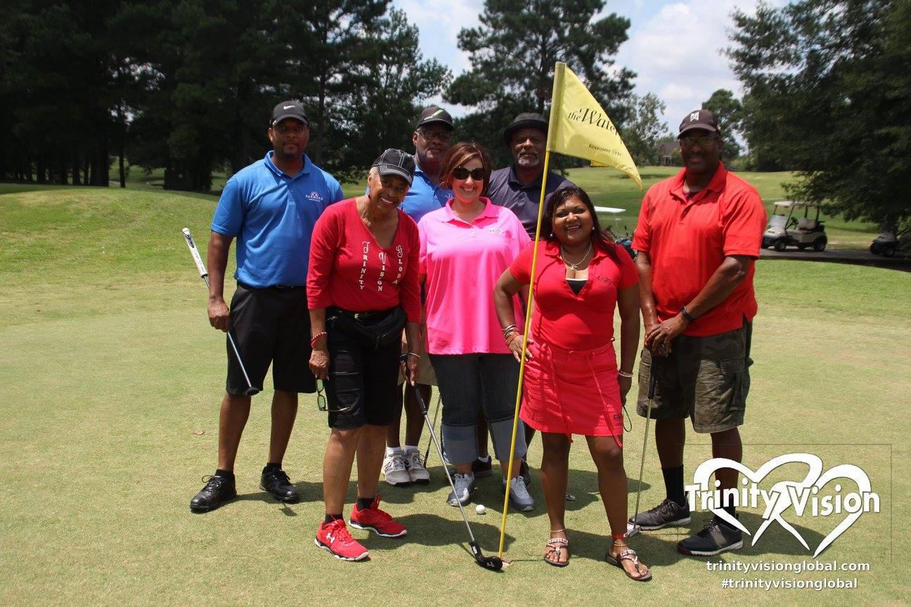 Trinity Vision Global Golf Tournament