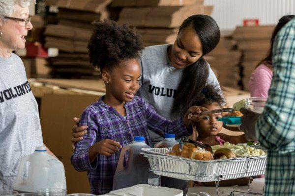 Trinity Vision Global featured as one of 5 black non-profits