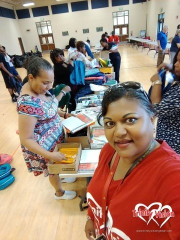 Warner Robins Back to School Bash